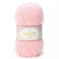 Пряжа Nako Paris (5408 розовый)