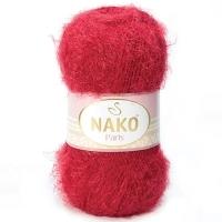 Пряжа Nako Paris (Пряжа Nako Paris, цвет 3641 малина)