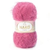 Пряжа Nako Paris (Пряжа Nako Paris, цвет 6578 ярко розовый)