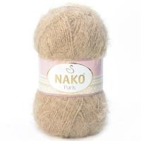 Пряжа Nako Paris (11237 бежевый)