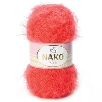 Пряжа Nako Paris (Пряжа Nako Paris, цвет 11271 оранжевый)