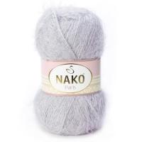 Пряжа Nako Paris (Пряжа Nako Paris, цвет 3079 стальной)