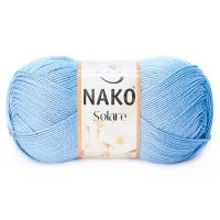 Пряжа Nako Solare (760 голубой)