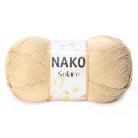 Пряжа Nako Solare (6944 бежевый)