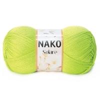 Пряжа Nako Solare (11014 фисташковый)