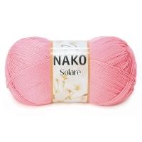 Пряжа Nako Solare (11249 розовый)