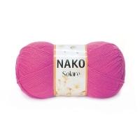 Пряжа Nako Solare (4569 пурпурный)