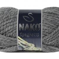 Пряжа Nako Spaghetti (Пряжа Nako Spaghetti, цвет 790 волк)