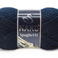 Пряжа Nako Spaghetti (Пряжа Nako Spaghetti, цвет 3088 марина)