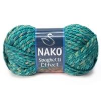 Пряжа Nako Spaghetti Effect (Пряжа Nako Spaghetti Effect, цвет 75931)