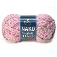 Пряжа Nako Spaghetti Effect (Пряжа Nako Spaghetti Effect, цвет 7822)