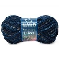 Пряжа Nako Spaghetti Effect (Пряжа Nako Spaghetti Effect, цвет 75713)