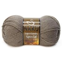 Пряжа Nako Superlambs Special (5225 бежевый)