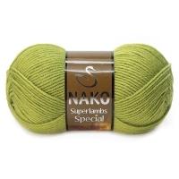 Пряжа Nako Superlambs Special (23107 липа)