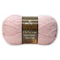 Пряжа Nako Superlambs Special (1852 розовый)