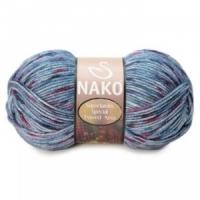 Пряжа Nako Superlambs Special Tweed New