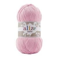Пряжа Ализе Белла 100 (32 розовый)