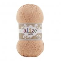 Пряжа Ализе Белла 100 (635 персиковый)