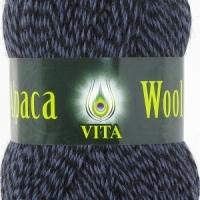 Пряжа Vita Alpaca Wool (Пряжа Vita Alpaca Wool, цвет 2989)