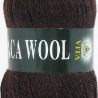 Пряжа Vita Alpaca Wool (Пряжа Vita Alpaca Wool, цвет 2955)