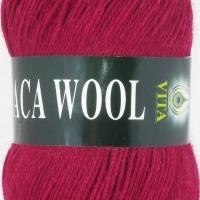 Пряжа Vita Alpaca Wool (Пряжа Vita Alpaca Wool, цвет 2957)