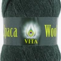 Пряжа Vita Alpaca Wool (Пряжа Vita Alpaca Wool, цвет 2960)