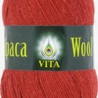 Пряжа Vita Alpaca Wool (Пряжа Vita Alpaca Wool, цвет 2963)