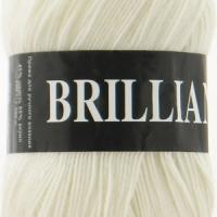 Пряжа Vita Brilliant (4951 белый)