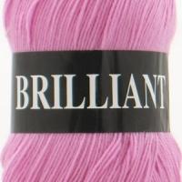 Пряжа Vita Brilliant (4956 розовый)