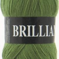 Пряжа Vita Brilliant (4959 св.оливковый)