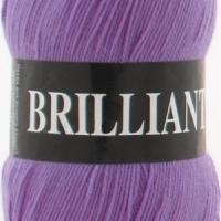 Пряжа Vita Brilliant (4961 сиреневый)