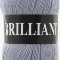 Пряжа Vita Brilliant (4963 св.серый)