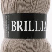 Пряжа Vita Brilliant (4966 холодн.бежевый)