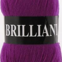 Пряжа Vita Brilliant (4970 лиловый)