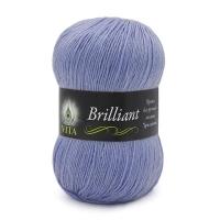 Пряжа Vita Brilliant (5103 ультра салатовый)