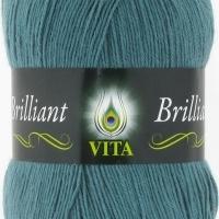 Пряжа Vita Brilliant (Пряжа Vita Brilliant, цвет 5104)
