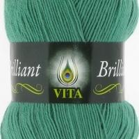 Пряжа Vita Brilliant (5106 песочный)