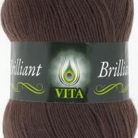 Пряжа Vita Brilliant (Пряжа Vita Brilliant, цвет 5107)