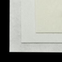 Фетр листовой жест. FLT-H1 1мм 20х30см 660 белый IDEAL, 1 шт (660 белый)