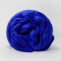 Волокно для валяния нейлон Троицкая, 50г (2040 ультрафиолет)