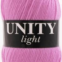 Пряжа Vita Unity Light (6028 розовый)