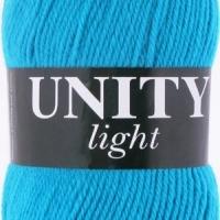 Пряжа Vita Unity Light (6041 морская волна)