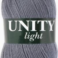 Пряжа Vita Unity Light (6042 серый)