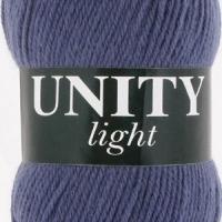 Пряжа Vita Unity Light (6043 дымчато-фиолетовый)