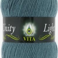 Пряжа Vita Unity Light (6205 морская волна)