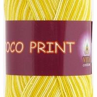 Пряжа Vitа cotton Coco print (Пряжа Vitа cotton Coco print, цвет 4677)