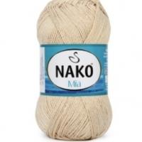 Пряжа Nako Mia (10191 светло-песочный)