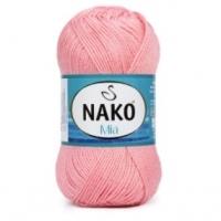 Пряжа Nako Mia (3294 розовый)