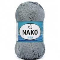 Пряжа Nako Mia (3298 серый)