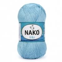 Пряжа Nako Mia (4865 ледяной)